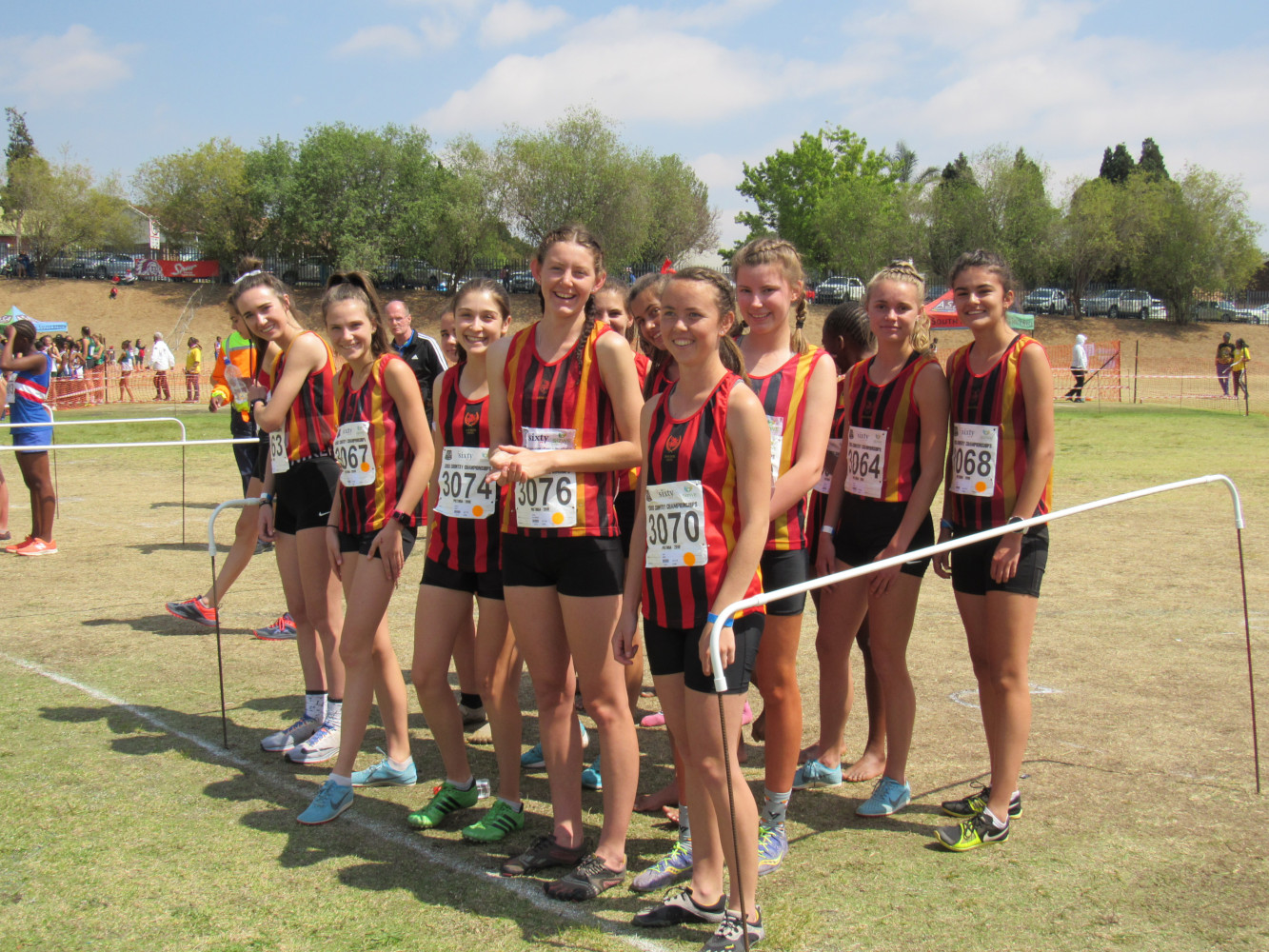 CGA 2019 Cross Country Championships (3)