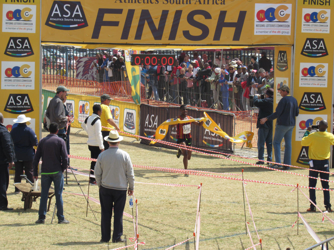 CGA 2019 Cross Country Championships (4)