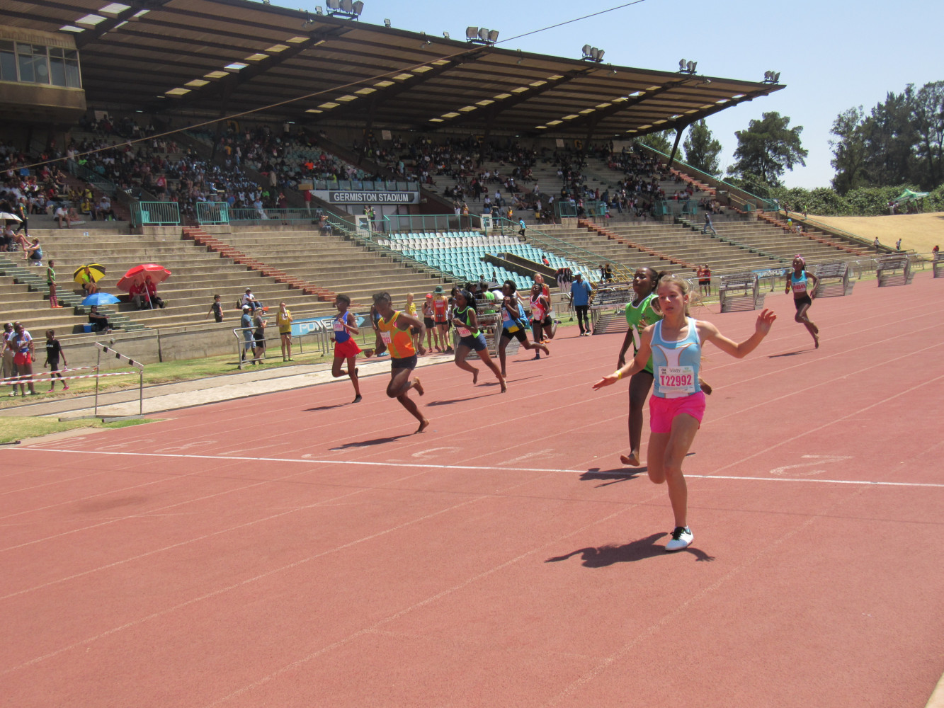 Track & Field Open Meeting Germiston Stadium (1)