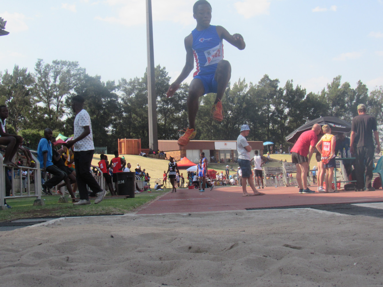 Track & Field Open Meeting Germiston Stadium (2)