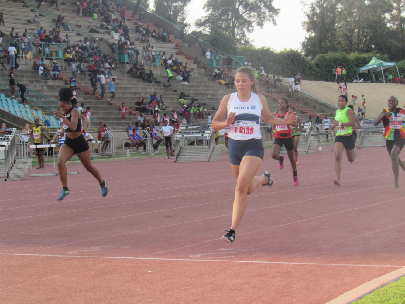 Track & Field Open Meeting Germiston Stadium (4)