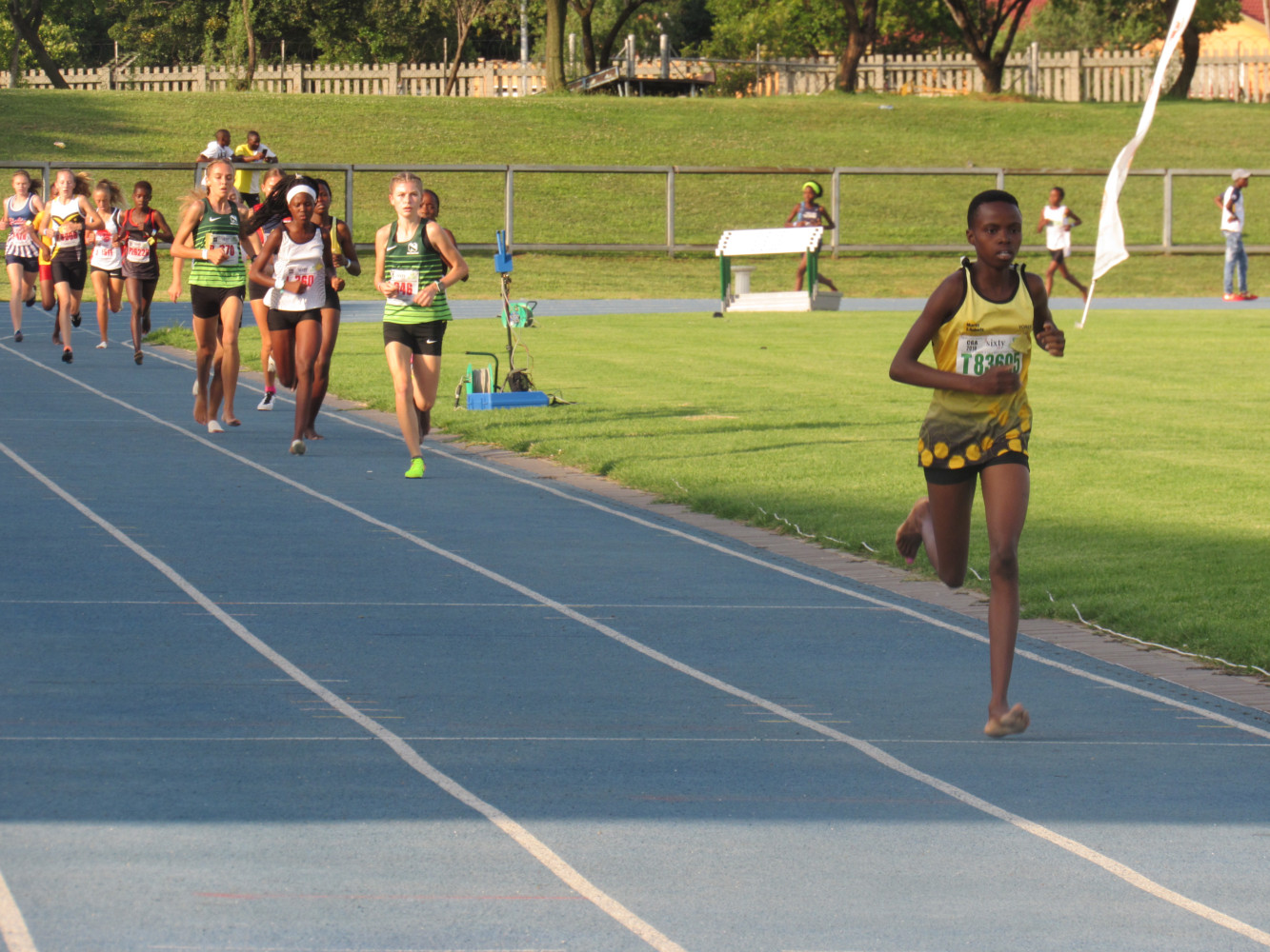 CGA Track & Field in Boksburg 11 January 2020