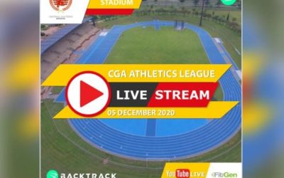CGA Final Track League to stream live on Saturday, 5 December 2020