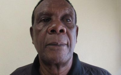 Passing of Bruce Mpela
