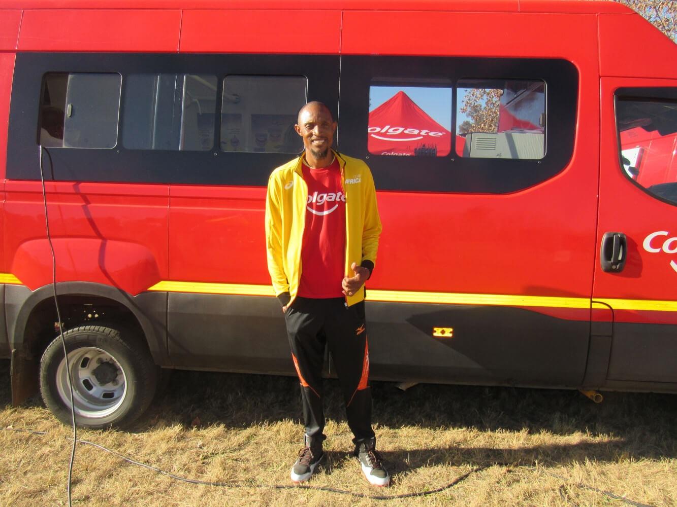 Khotso Mokoena CGA 5th Cross Country League (1)