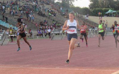 Track and Field Open League Meeting plays a key role in building up the talent in Germiston Stadium