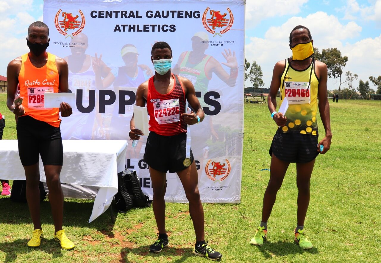 January 2021 Cross Country Senior Men's 10km