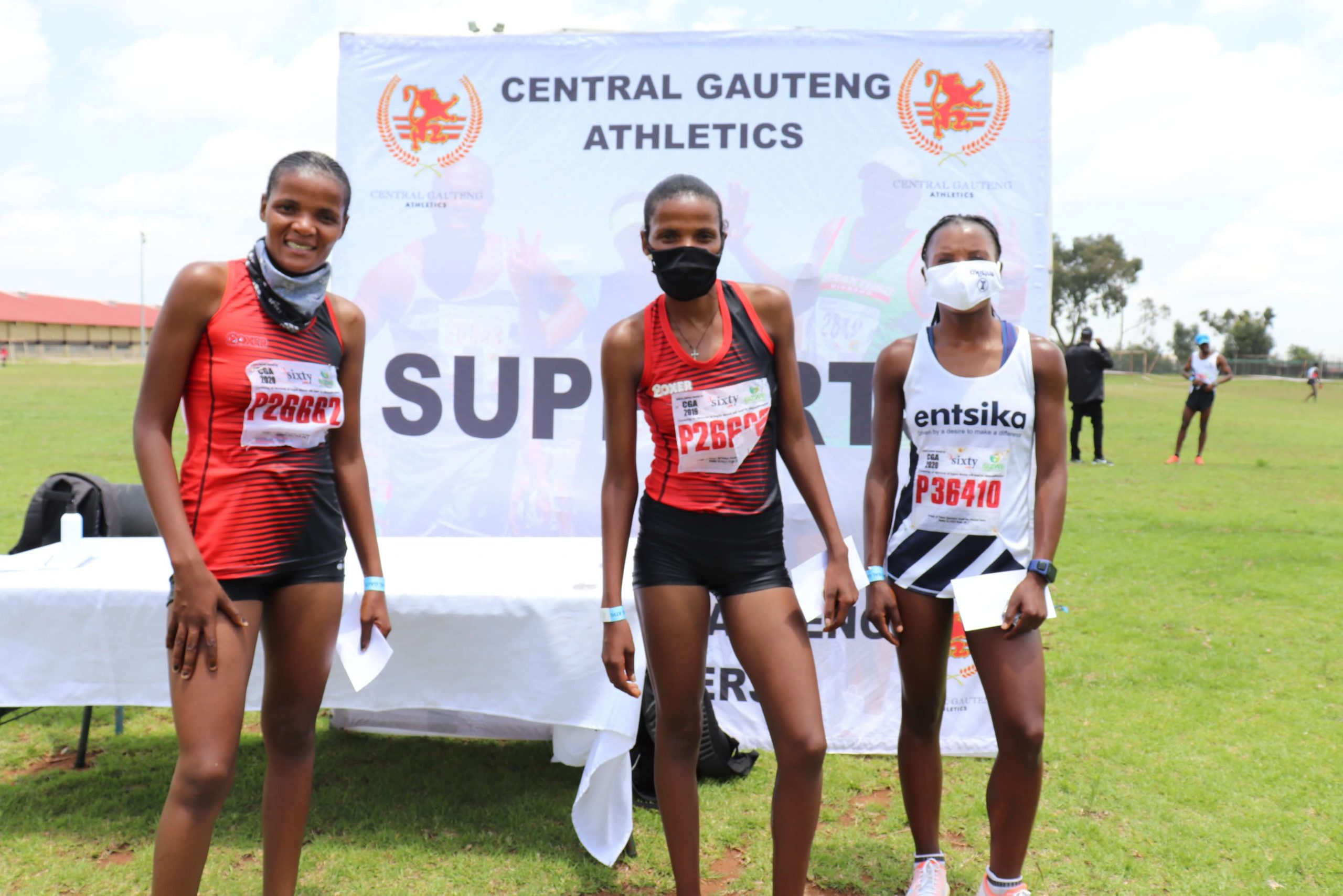 January 2021 Cross Country Senior Women's 10km
