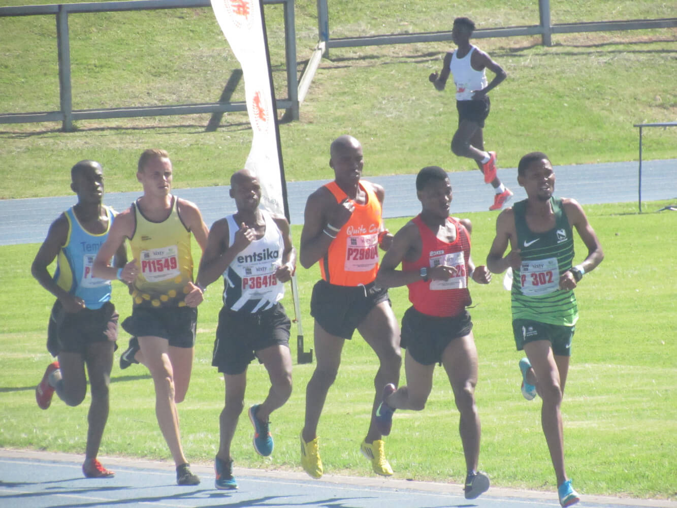 CGA First Track & Field of 2021 Boksburg Stadium (2)