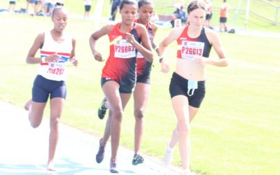 Exceptional performances at the 2nd CGA Track & Field League Meeting