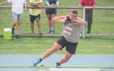 Athletes Display Beautiful Performance at CGA Finale Track & Field League