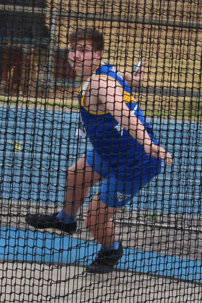 Wesley Badenhorst - Central Gauteng Athletics